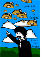 Help Selic Save The Forums by Selic
