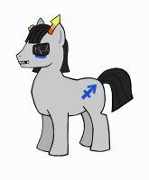 PONYSTUCK Equius by SandSibilings