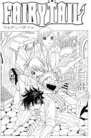 Dessins Fairy Tail OAV 2 by Seky01