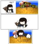 Immortal the hermit crab by Chaos55t