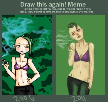 Improvement Meme by elyang