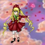 Shinku - Rozen Maiden by Shoppet-Sky