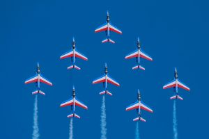 Patrouille de France by Daniel-Wales-Images