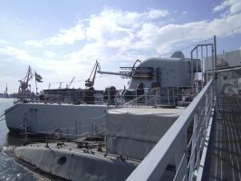 Warship 1 by Flyg-stock