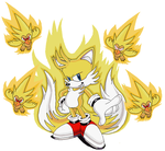 Super Tails by Minicle