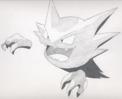 Haunter by Kurososhi13