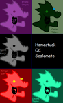 Homestuck OC Scalemate! by ElricHiroto