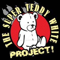 The Super Teddy White Project by dhouy27