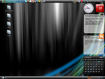 My current Ubuntu Desktop by iluvia