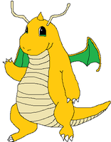 Dragonite by tanlisette