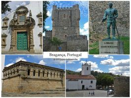 Postcard - Braganca, Portugal by jpgmn