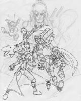 Group Shot-Critique Please by NewEraOutlaw