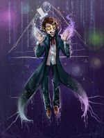 Bipper Gravity Falls by DarraChese
