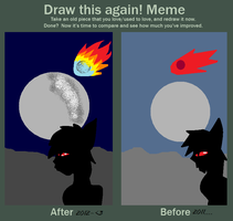 Before and After MEME by sodanyan40
