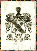 Vintage Bookplate by HauntingVisionsStock