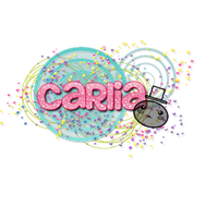 Texto PNG carlia by MyPinkFriday