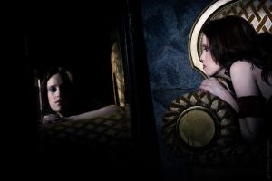 In the mirror by Booba84
