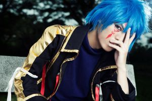 Jellal Fernandes by xclams