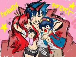 from kamina by crazyKisuke