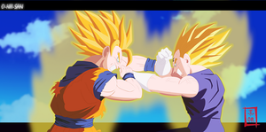 Rival fight by o-nii-san
