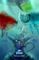 love 4 fishes by breath-art