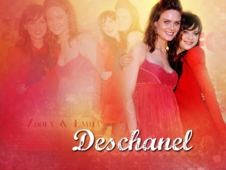 Deschanel by pamcoutinho