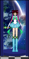 SSMU Sailor Earth (With Earth Wand) by monsterhighlover3