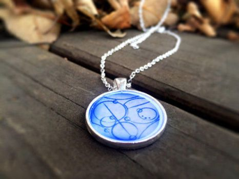 Say I love you in Gallifreyan. by SteamPixy