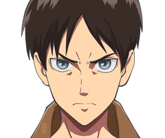 I kill all the titans - SNK Eren by NekoWolfie