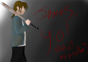 James Thathomelessguy by Morgue-Awall