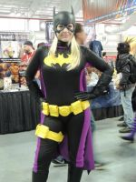 Batgirl Cosplay by jmascia