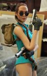 Classic Lara Croft kitbash II (WIP) by V1ncent1Zer0