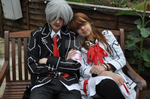 Resting in peace by CrossAcademyCosplay