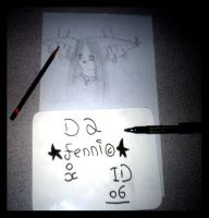 ID number...666 XD by Fennic