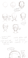 Random Head Tut Guide Thingy by Lilblkrose