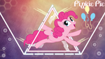 [MLP] Pinkie Pie by BrainlessPoop