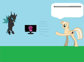 caught by Haxx monitor by MLP-Portal