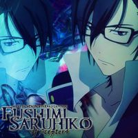 Fushimi Saruhiko [Set/Pack] by Prom15e13elieve10ve