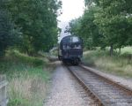 Panoramic train ride by ancoben