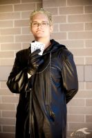 EXPCon 2011 - Kingdom Hearts II | Luxord by elysiagriffin