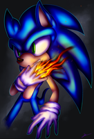 Sonic~ by captainkayla56