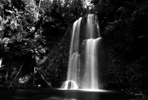 Beauchamp Falls, Victoria by Aquilapse