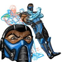 Sub-Zero close up by osx-mkx