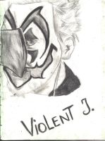 violent j by BRokenWIngz17