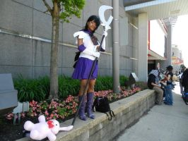 Sailor Saturn at acen 2011 by sailorstar1717