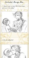 OL: Lucivy marriage meme by Fortranica