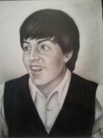 Paul McCartney by casey62