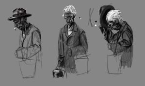 old man by 24movements