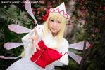 Touhou Project - LILI WHITE 01 by shuichimeryl