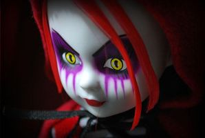 Living Dead Dolls: Little Red Riding Hood by neoshiki